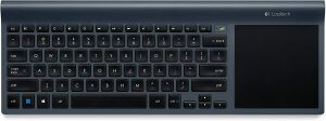 Logitech Wireless All-In-One Keyboard TK820 with Built-In Touchpad