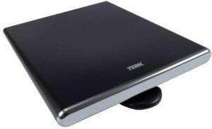 TERK Omni-Directional, Amplified Digital Flat Indoor HDTV Antenna