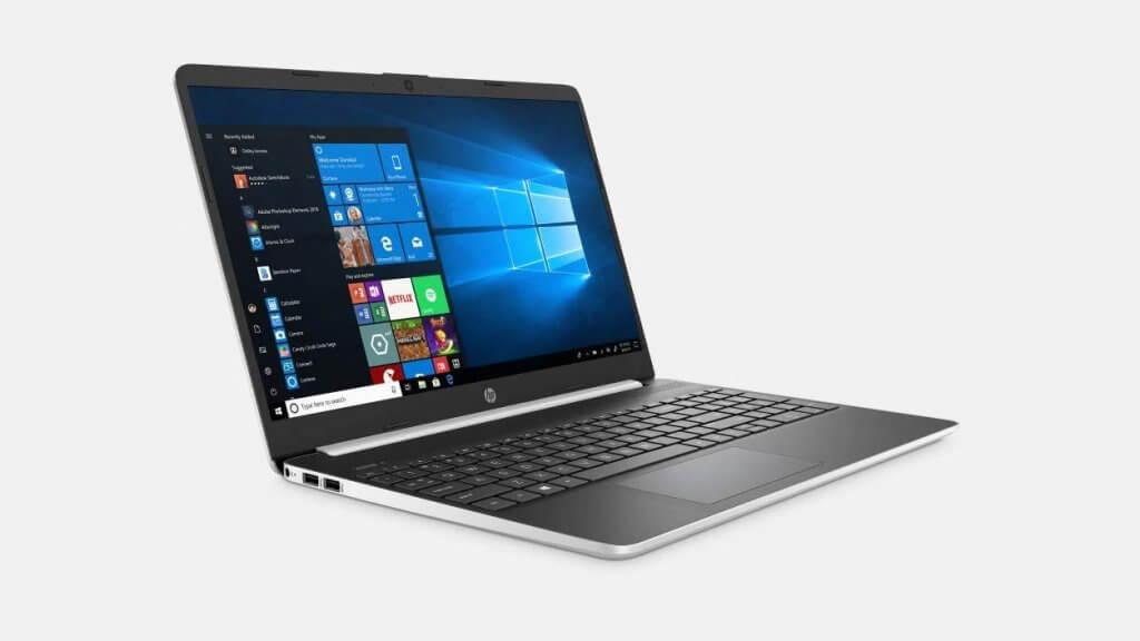 2020 HP 15 15.6 HD Touchscreen Premium Laptop - 10th Gen Intel Core i5-1035G1, 16GB DDR4, 512GB SSD, USB Type-C, HDMI, Windows 10 - Silver W