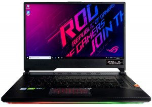 CUK ASUS ROG Strix Scar III G531GW Gaming Laptop (Intel i7-9750H, 32GB RAM, 1TB NVMe SSD + 1TB HDD, NVIDIA GeForce RTX 2070 8GB, 15.6 Full HD IPS...