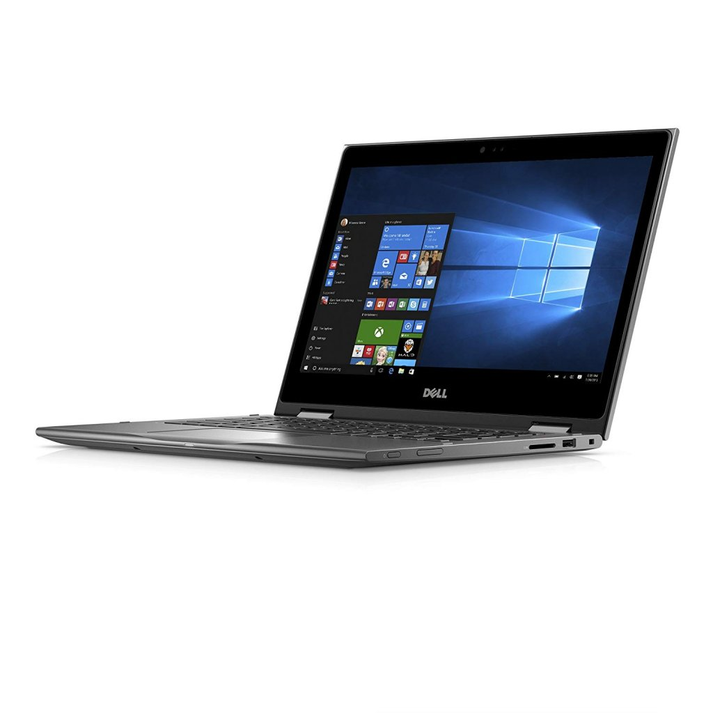 Dell-i5378-3031GRY-PUS-Inspiron-13.3-2-in-1-Laptop-7th-Gen-Core-i3-up-to-2.40-GHz-4GB-1TB-HDD-Intel-HD-Graphics-620-Theoretical-Gray