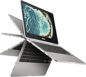 ASUS Chrome book Flip C302-DHM4