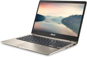 ASUS ZenBook 13 Ultra-Slim Laptop UX331UA-AS51