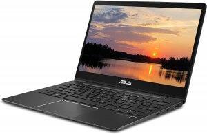 ASUS ZenBook 13 Ultra-Slim Laptop- Windows 10- UX331FA-AS51