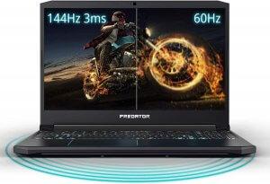 Acer Predator Helios 300 Gaming Laptop PH315-52-78VL