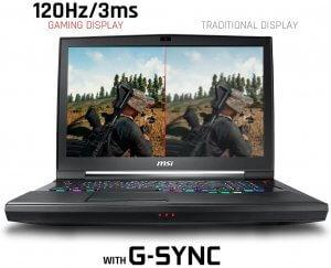 MSI Extreme Gaming Laptop
